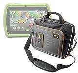 DURAGADGET Tragetasche mit Schulterriemen und Tragegriff für Tablet LeapFrog Epic/LeapPad Platinum–verstellbar–Hohe Qualität