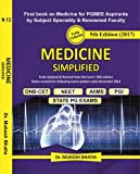 #10: A book of Medicine Simplified ( 5th Eddition 2017)