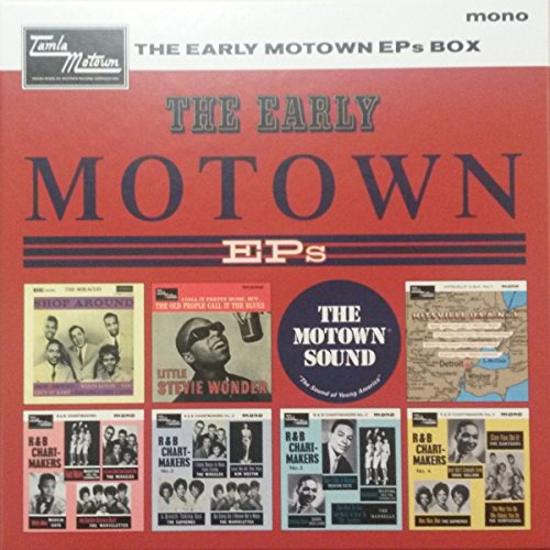 The Early Motown EPs (Vinyl Box Set - Limited Edition) [Vinyl Single] (Eps Limited Edition)
