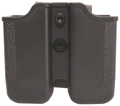COP IMI Defense Doppelmagazintasche mit verstellbarer Gürtelschlaufe, 1 Stück, 20IMZ2000S (Glock 19 Holster Clip)