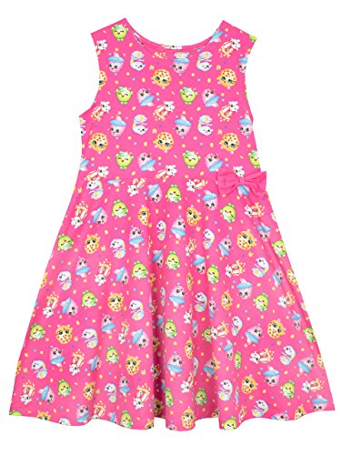 Shopkins Girls Dress Ages 3 to 12 Years