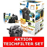 SF Druckfilter Set Top Clear 5000 inkl. Pumpe