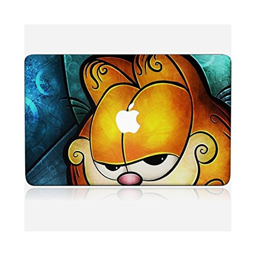 Coque iPhone 5 et 5S de chez Skinkin - Design original : Garfield par Mandie Manzano Skin MacBook Pro 15