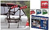 Rhino Automotive 3de vélo arrière plat de transport de voiture de vélo Rw0593