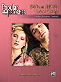 Best Alfred Love Songs Piano Musics - Popular Performer -- 1960s and 1970s Love Songs: Review