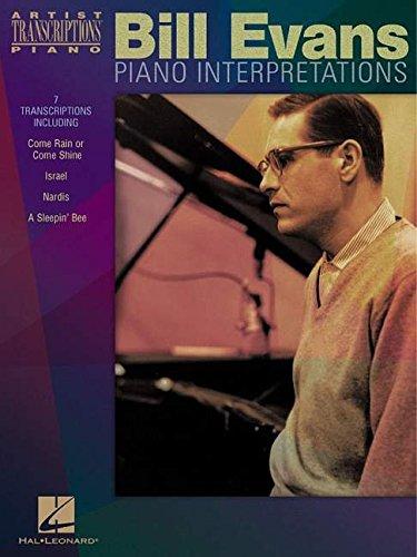 BILL EVANS PIANO INTERPRETATIONS (Artist Transcriptions)