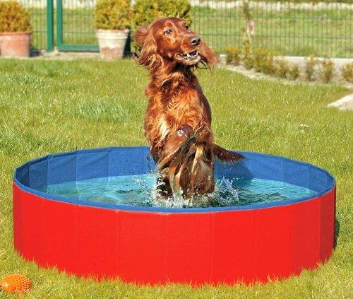 Artikelbild: Karlie DOGGY POOL der Swimmingpool für Hunde, Badevergnügen für Ihr Haustier