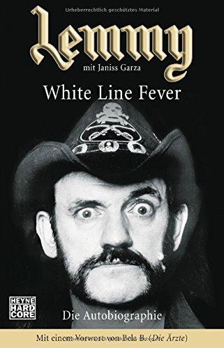 Lemmy White Line Fever by Lemmy Kilmister (2006-11-06)