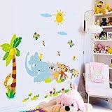Wow Interiors Sunshine Plastic Wall Stic...