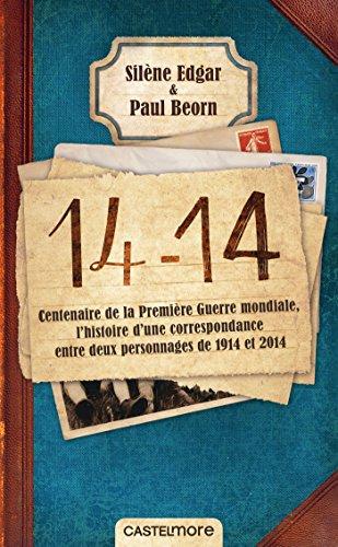 Amazon.fr - 14 -14 - Paul Beorn, Silène Edgar - Livres