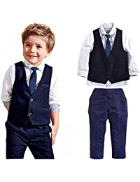 2b2fd427f Amazon.co.uk  6-12 Months - Suits   Blazers   Baby Boys 0-24m  Clothing