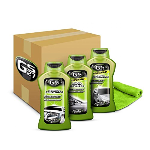 GS27 - Pack rénovation carrosserie GS27