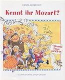 Kennt ihr Mozart?: Mozarts Tänze auf CD