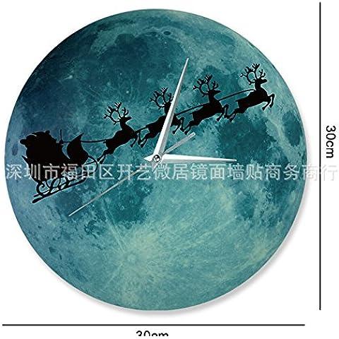 Parete WEISHENMENE semplice luna luminosa impermeabile terra pittura decorativa parete parete semplice semplice semplice