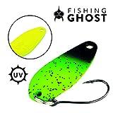 FISHINGGHOST Trout Spoon - Gallo, Gewicht: 2 Gramm, Länge: 2,8 cm, Forellenköder, Forellenspoons,...