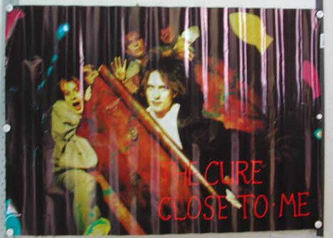 Cure-59x 83cm Mostra/Poster