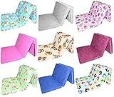 Matratze für Reisebett Baby Kinderbett Babybett Faltmatratze klappbar D10