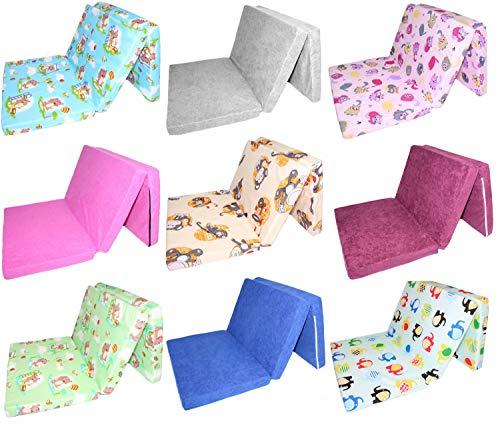 *Matratze für Reisebett Baby Kinderbett Babybett Faltmatratze klappbar D9*
