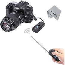 Télécommande Déclencheur Radio à Distance Sans Fil pour Boîtiers Canon EOS 5D, 5D Mark II, 5D Mark III, 5D Mark IV, 7D, 7D Mark II, 6D, 1D toutes Versions