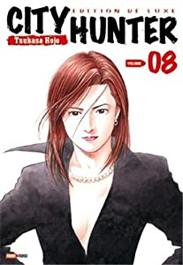 City Hunter - Nicky Larson Edition de luxe Tome 8