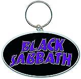 Black Sabbath: Schlüsselanhänger Metal Black Sabbath (Zubehör)
