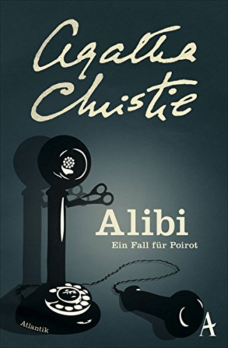 Buchcover Alibi: Ein Fall für Poirot