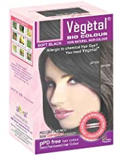 Vegetal Bio Colour - Soft Black 150g