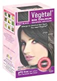 #7: Vegetal bio colour - Soft Black 50 gm x 3