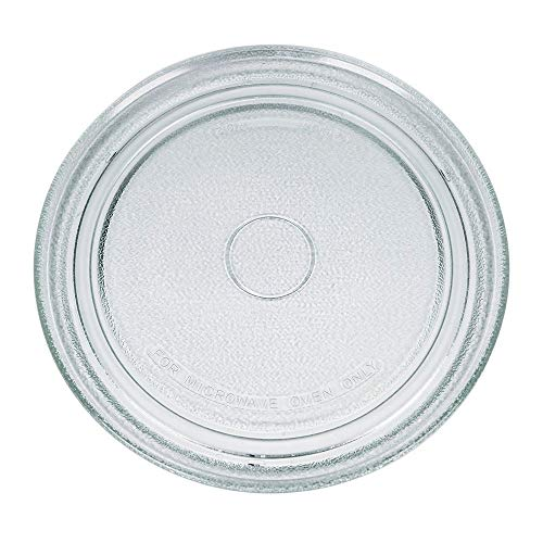 Mikrowellenteller rund Glasteller Drehteller Ersatz Teller 272 mm