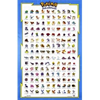Pokemon: the First Movie Stampa Artistica Poster (27,94 x 43,18 (Tipo Movie Poster)