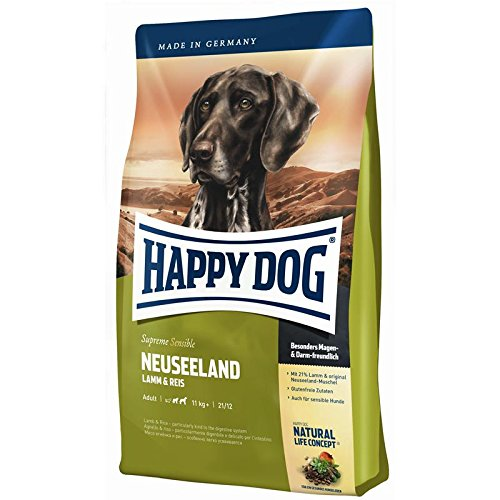 Happy Dog Supreme Sensible Neuseeland 12,5kg | Hundefutter