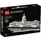 LEGO - 21030 - Architecture - Jeu de Construction - Le Capitole des États-unis