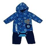 Best Bon Bebe In Babies - Bon Bebe Baby Boys Blue Dog Applique Hooded Review