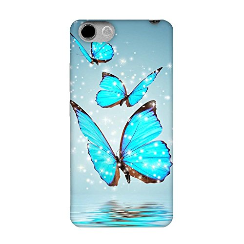 FASHEEN Premium Designer Soft Case Back Cover for Panasonic P55 Novo