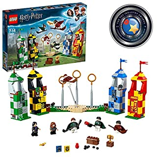 LEGOHarryPotter - Quidditch Turnier (75956) Bauset (500Teile) (B0792T8Y9D) | Amazon Products