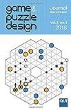 Game & Puzzle Design, vol. 1, no. 1, 2015 (B&W)