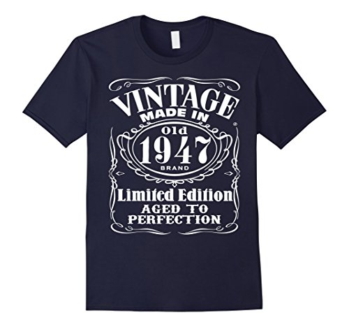 mens-vintage-born-in-1947-70th-birthday-t-shirt-70-years-old-large-navy
