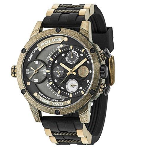 Police Herren-Armbanduhr 14536JSQG/AM