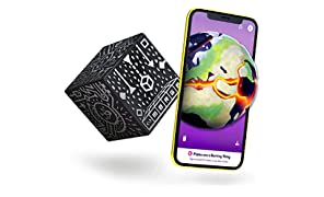 Merge Cube (EU Edition) - Hold virtual 3D Objects using Augmented Reality, STEM Tool for Learning Science at Home or in the Classroom