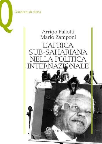 L'Africa sub-sahariana nella politica internazionale