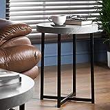 Generic le Coff Pflanzenregal Holzmöbel Aufbewahrung Möbel Möbel Möbel Möbel Betonoptik Beistelltisch Ständer W Kaffeeständer Rete-Look Holz Living ETE-Loo