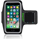 Bingsale Brassard Armband Sport pour iPhone 7 Plus (iPhone 7 Plus,noir)