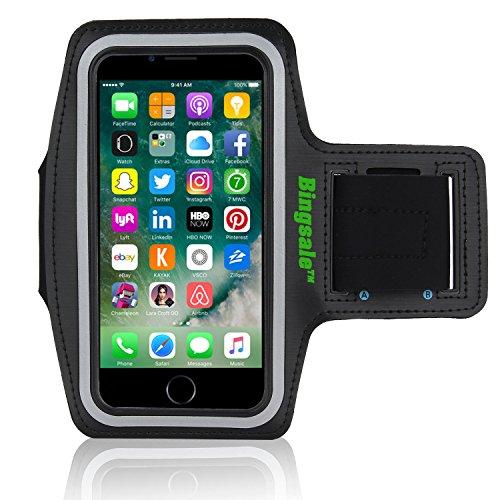 iPhone 7 Armband, Bingsale iPhone 7 Original Neoprene Deluxe Dual Fit Easy Fit Freizeit und Sport Armband Armtasche (iPhone 7) iPhone 7 Plus