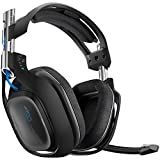 Astro Gaming A50 Wireless Dolby 7.1 Headset schwarz inklusive wireless MixAmp [PlayStation 4, PlayStation 3, Windows 7, Windows 8, Mac]