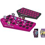 IMC Toys - 870086 - Jeu de Société - Qui Est-Ce Monster High ?