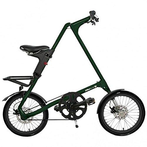 Falt Fahrrad Strida EVO 18 Zoll 3S in Farbe Dark...