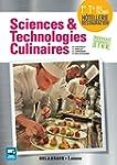 Sciences et technologies culinaires 1...