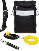 Home Tools. UE®–Chien Kit de Entraînement | l'éducation, école | Clicker pour chien sifflet pour chien Sacoche de ceinture pour la nourriture, Sacs de friandises, toilettes | 4pièces