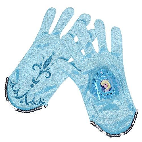 Elsa's Magische Musik Handschuhe - Frozen Princess Up Dress