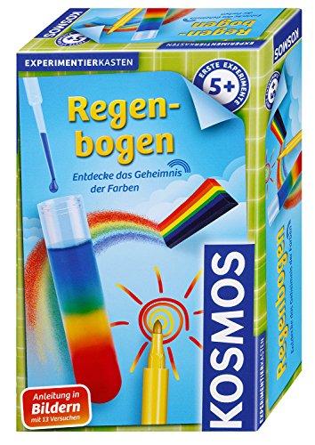 Kosmos Experimente & Forschung 602468 Regenbogen